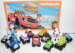 Nickelodeon Blaze and the Monster Machines Party Favors Good