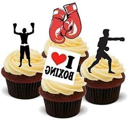Baking Bling Novelty Boxing Mix - Birthday / Sport / Special