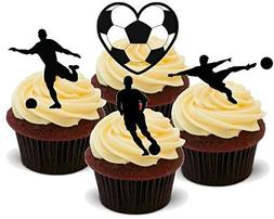 Baking Bling Novelty Soccer Mix - Ideal for Birthday Celebra