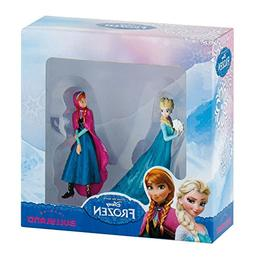 Pair Packed Disney's Frozen Elsa and Anna Birthday Party Cak