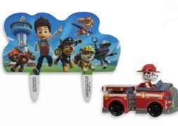 DecoPac PAW Patrol Just Yelp for Help Cake Topper Set Includ