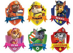 Paw Patrol Stickers Paw Patrol Decals Personalized Edible Fr