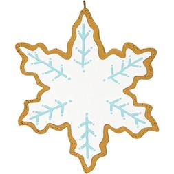 Personalized Snowflake Cookie Christmas Ornament for Tree 20