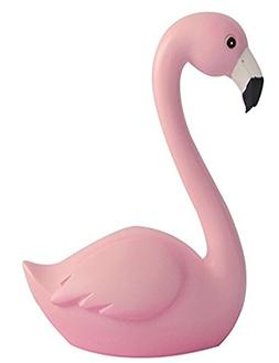 MONLIYA Set of 2 Pink Flamingos Cake Topper for Birthday Wed