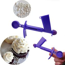 Plastic Pearl Applicator DIY Fondant Cake Decorating Tool Ba