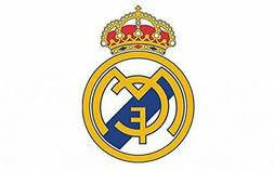 Real Madrid Football Futbol Soccer Edible Cake Topper Decora