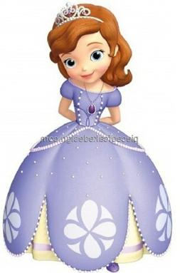 "2"" Round ~ Disney Princess Sofia The First Birthday ~ Edible"