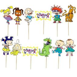 RUGRATS CAKE TOPPER TOPPERS CUPCAKE BALLOON SUPPLIES DECORAT