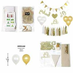 Baby Shower Decorations Gender Neutral Kit Set, Boy Or Girl,