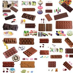 Silicone Cake Decorating Moulds Candy Cookies Chocolate Fond
