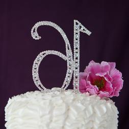 Sixteen 16 Birthday Number Silver Crystal Rhinestone Sweet C