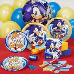 BirthdayExpress Sonic the Hedgehog Party Supplies - Standard