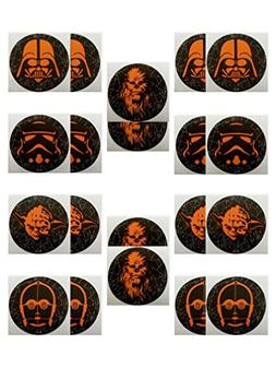 Star wars mini Party Supply Favors - 16 Pack