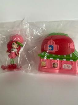 DecoPac Strawberry Shortcake Decorating Cake Topper New Sold