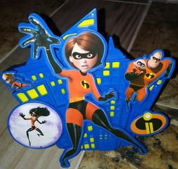 The Incredibles 2 - We Are Incredible Cake Topper