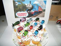 Thomas the Tank Engine Deluxe Cake Toppers Cupcake Decoratio