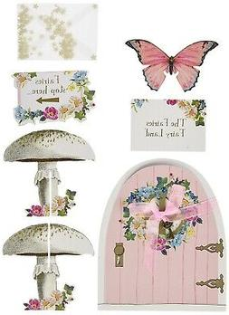 Talking Tables Truly Door Sign Set for a Fairy Themed Party,