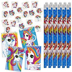 Unicorn Party Favors for Girls Rainbow Birthday Supplies Inc