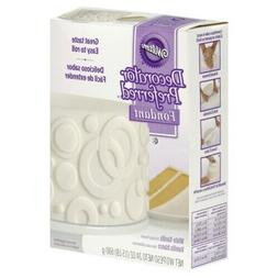 Wilton White Decorator Preferred Fondant, 24-oz. 710-2301