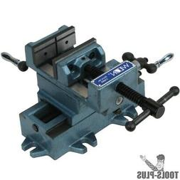 Wilton 11694 4-Inch Cross Slide Drill Press Vise