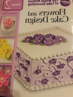 Wilton Flowers And Cake Designs Course Wilton Method Of Cake