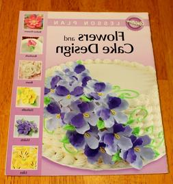 Wilton Flowers and Cake Design Lesson Plan Course 2- Discont