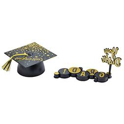 You Did It! Graduation Cake Decorating Set - 22280