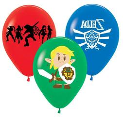 ZELDA CUPCAKE CAKE TOPPER party balloon decoration supplies